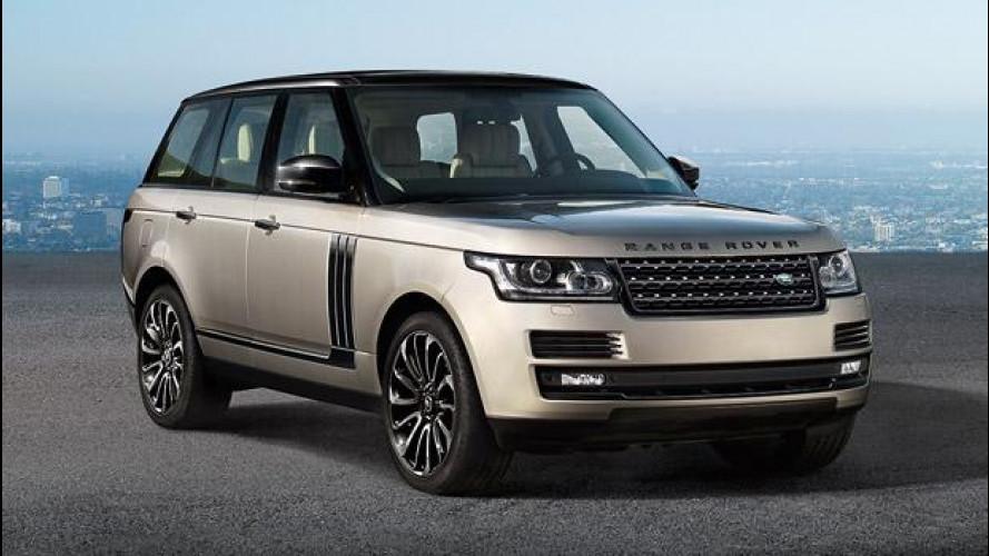 Range Rover e Range Rover Sport 2014