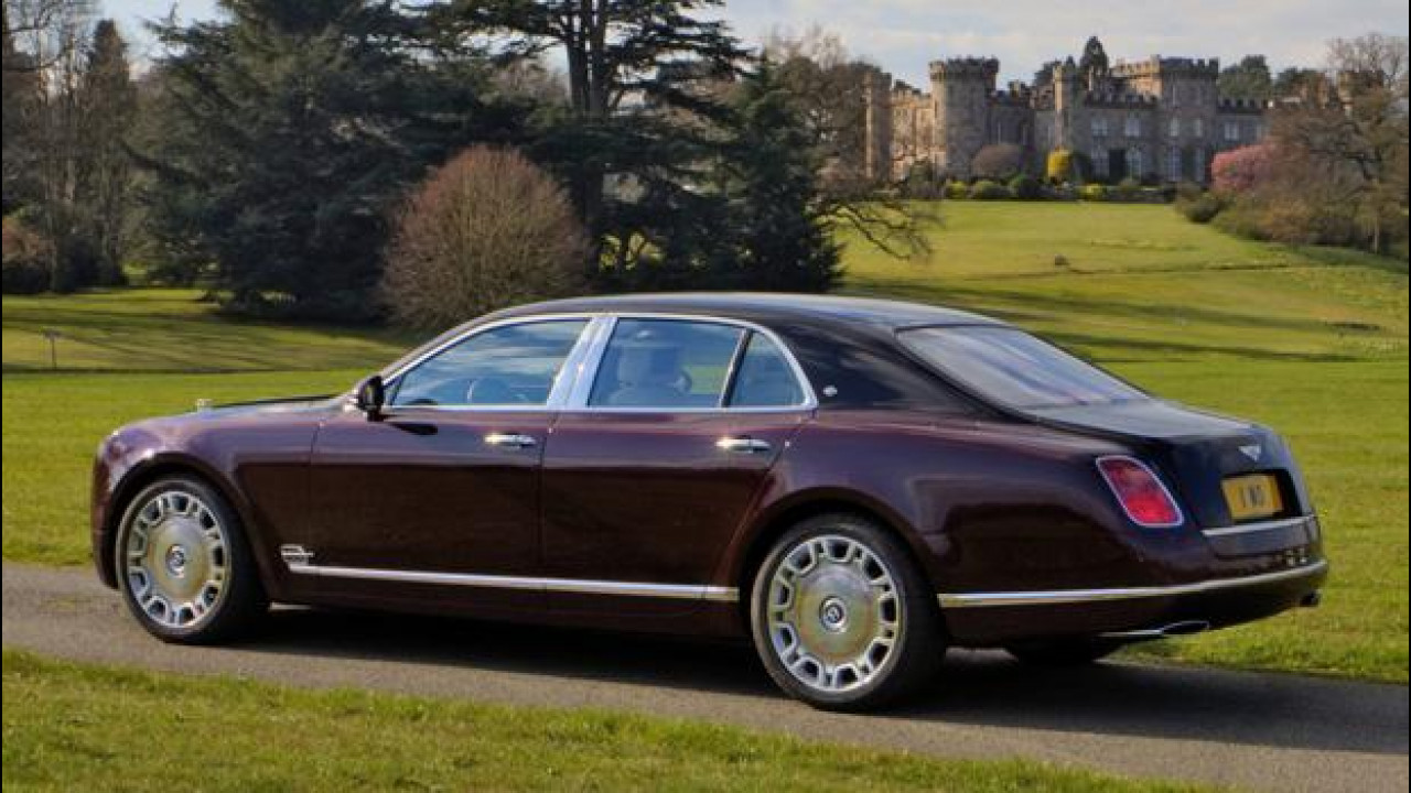 [Copertina] - Bentley Mulsanne Diamond Jubilee Edition
