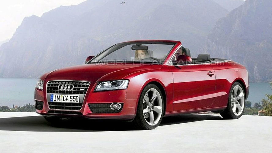 Audi A5 Cabrio to Debut at Paris Motor Show