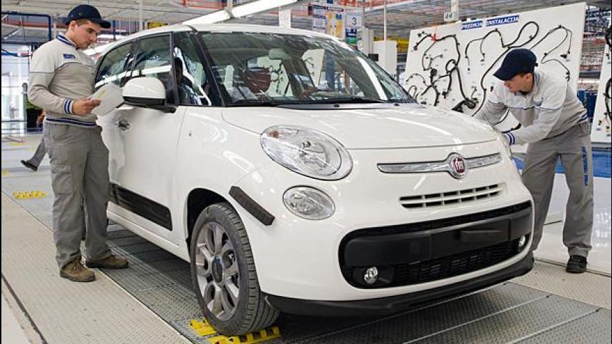 Fiat: utile in calo e risultati in altalena nel secondo trimestre 2014