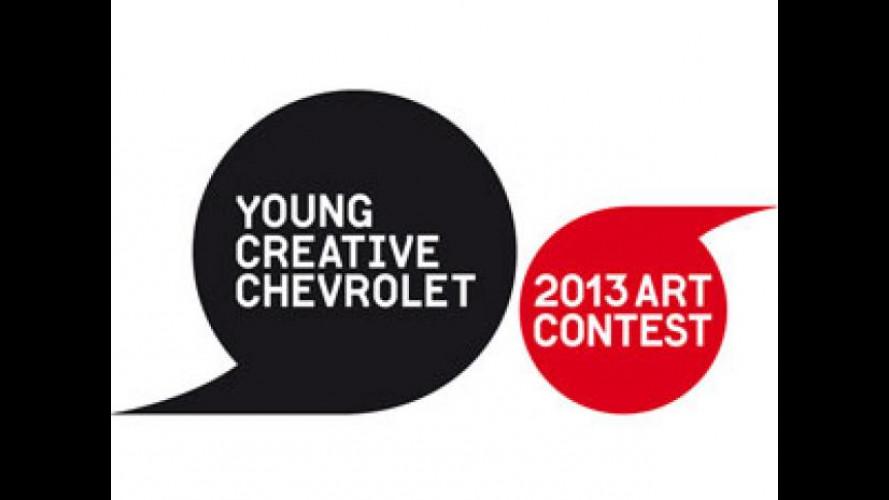 Young Creative Chevrolet fa il pieno di iscrizioni in Italia