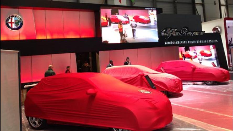 Salone di Ginevra: le auto da sogno sono qui, sotto un telo