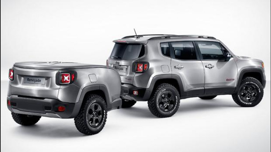[Copertina] - Jeep Renegade Hard Steel, speciale