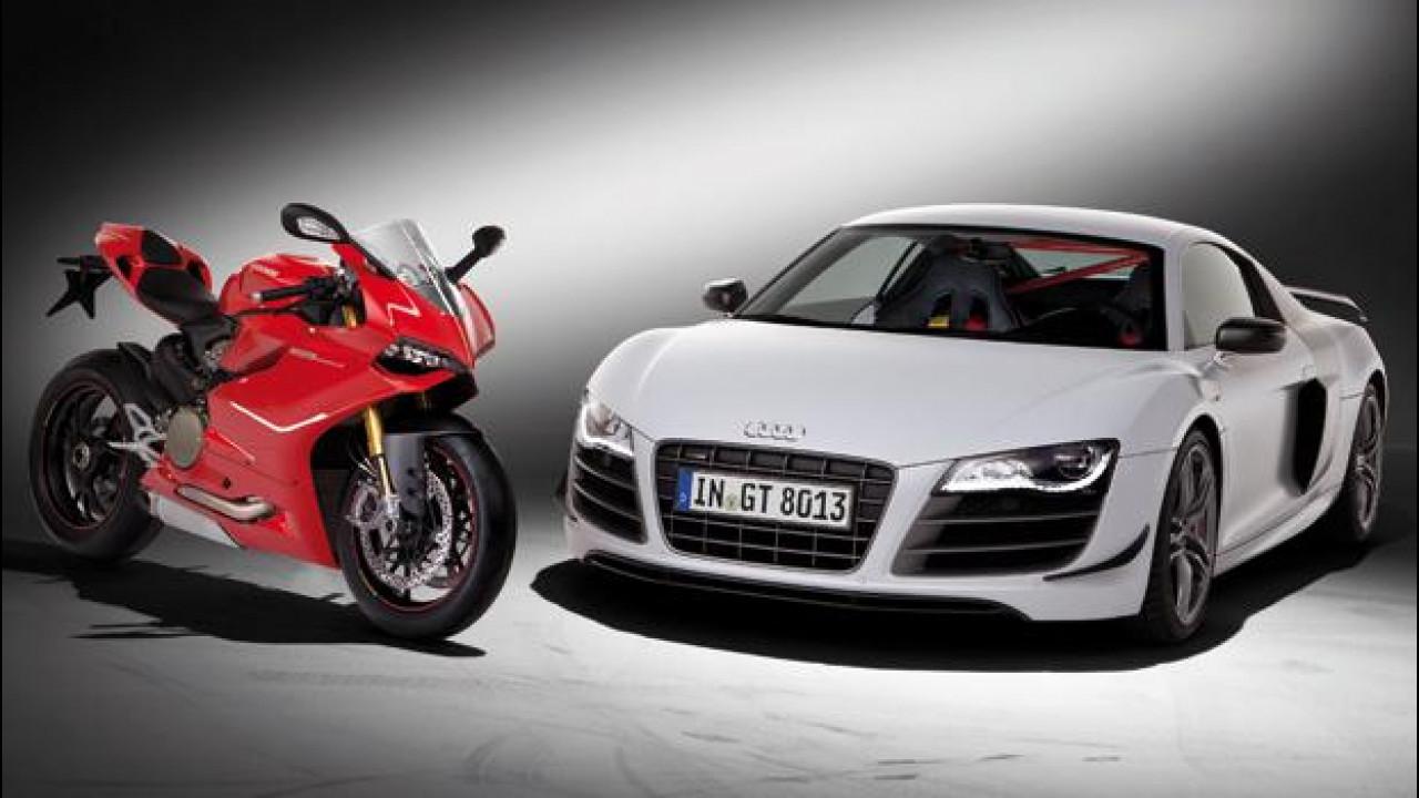 [Copertina] - Audi compra Ducati