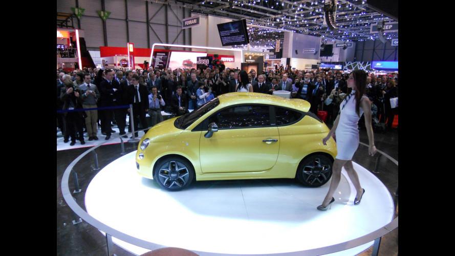 Fiat 500 Coupé Zagato 2011