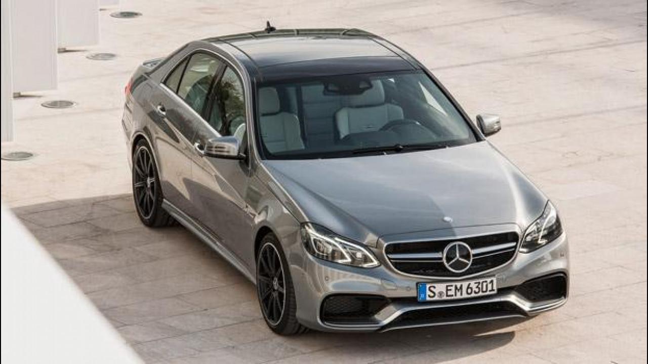 [Copertina] - Mercedes E 63 AMG restyling