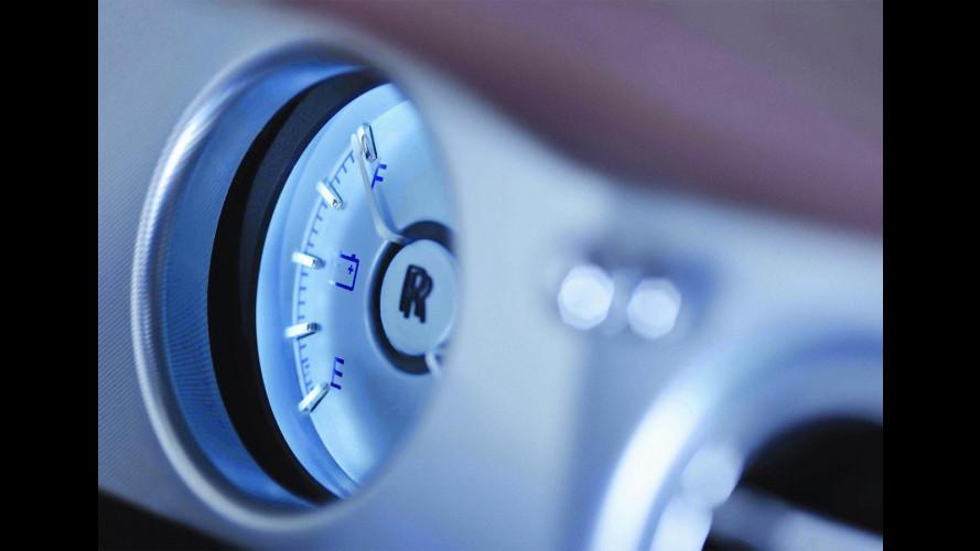 Rolls-Royce 102EX, prove di elettrico