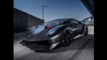 Lamborghini Sesto Elemento: la concept è di serie