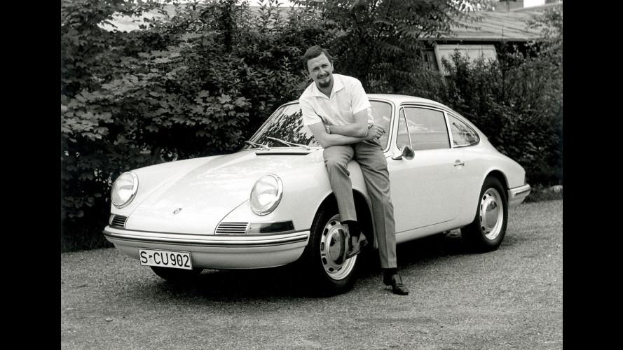 E' morto Ferdinand Alexander Porsche