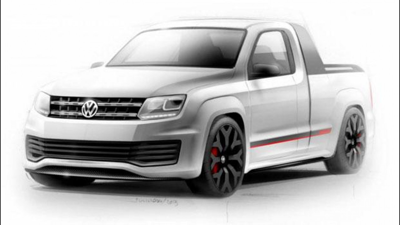 [Copertina] - Volkswagen Amarok R-Style Concept