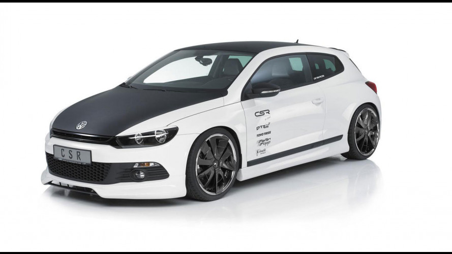 Volkswagen Scirocco secondo CSR Automotive