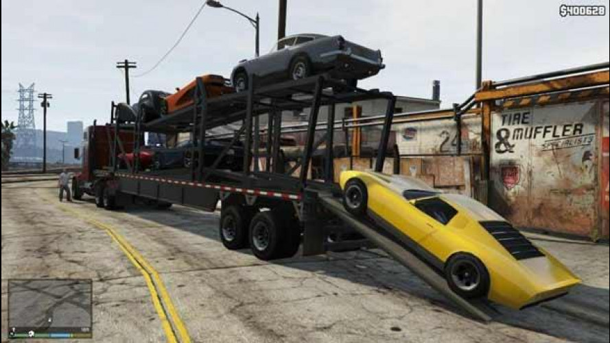 Grand Theft Auto V, auto da sogno per il videogioco dell'anno