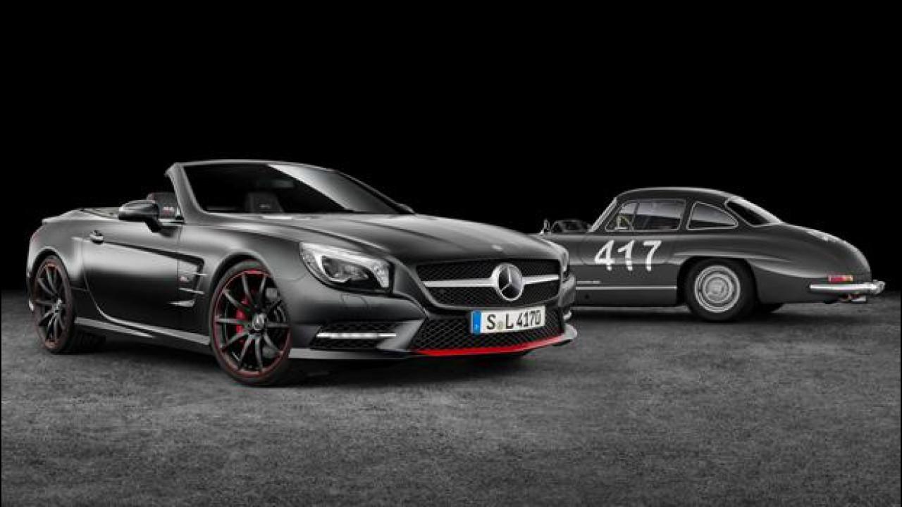 [Copertina] - Mercedes SL Special Edition