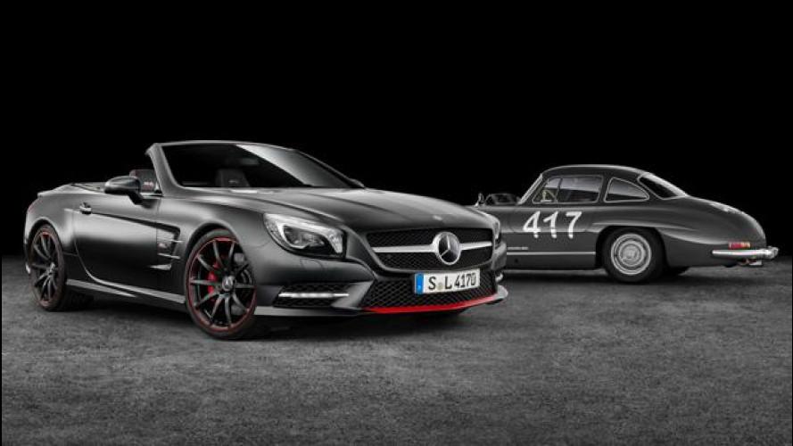 """Mercedes SL Special Edition """"Mille Miglia"""", dal 1955 con furore"""
