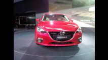 Mazda Route3, l'auto da 15 mila chilometri al Salone di Francoforte 2013