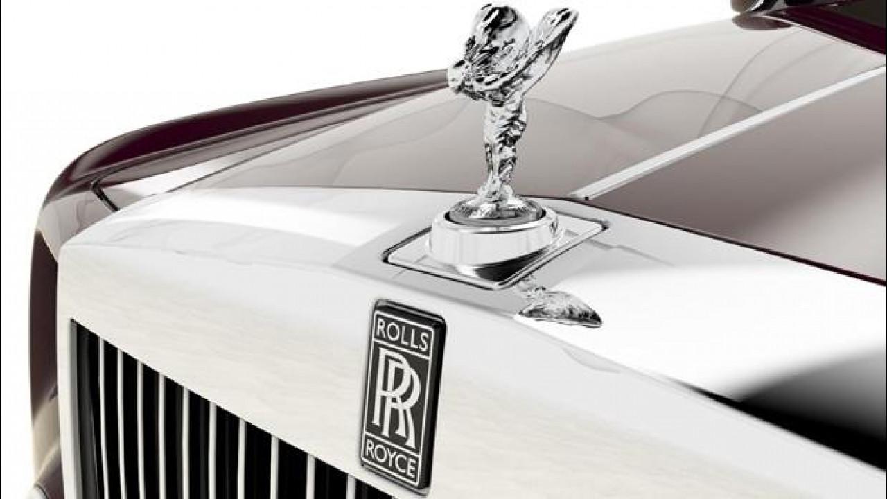 [Copertina] - Rolls-Royce conferma la nuova cabriolet