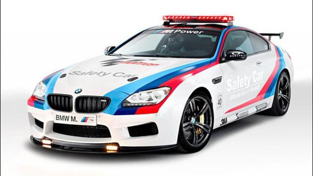 [Copertina] - La BMW M6 Safety Car è pronta per la MotoGP