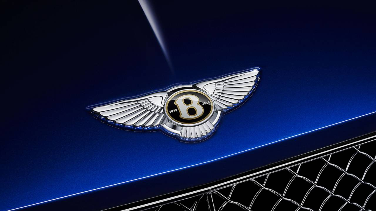 Bentley Centenary Design Features