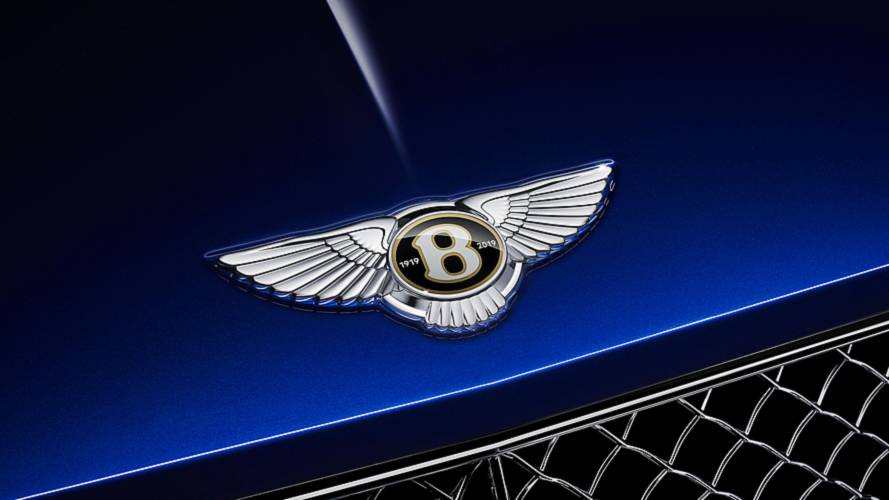 Bentley to offer special centenary badges for 2019 only