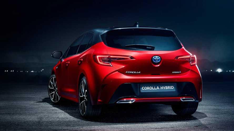 Überraschung: Der Toyota Auris heißt wieder Corolla