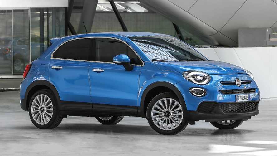 Fiat 500X, ecco la formula d'acquisto per chi fa meno di 15.000 km l'anno