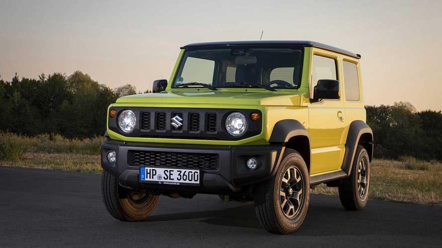2018 Suzuki Jimny İlk Sürüş: Orijinaline sadık kalmış