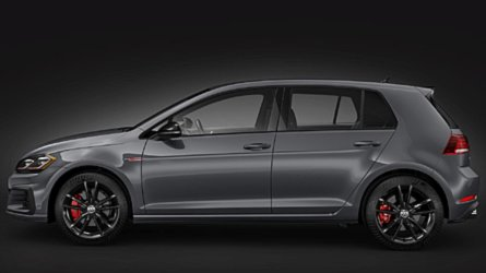VW GTI Rabbit Edition Hops Up The Hot Hatch With Black Accents
