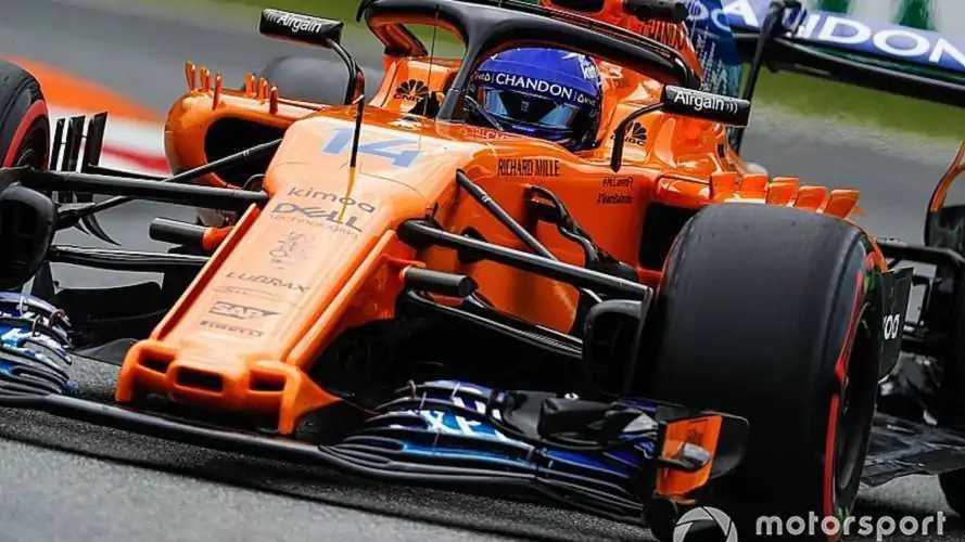 McLaren se plantea una configuración extrema de su coche para Rusia