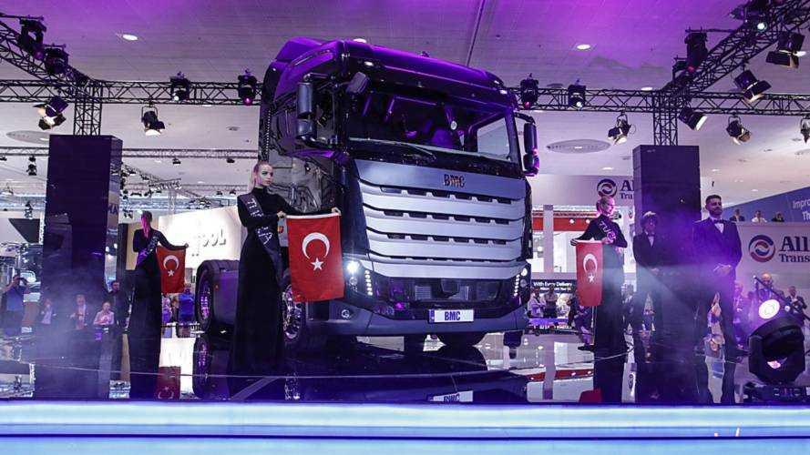 BMC, yeni kamyon ailesi TUĞRA'yı tanıttı