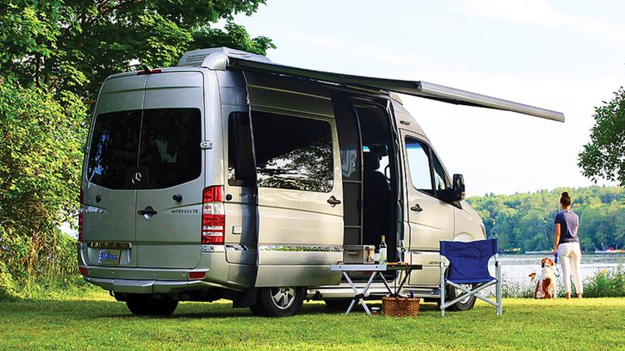 Airstream Interstate Nineteen Is A Posh Compact Camper