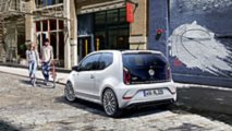 VW up! with R-Line exterior package