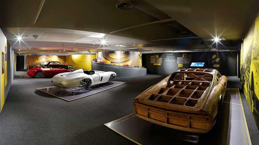 Ferrari Driven by Enzo e Passion and Legend