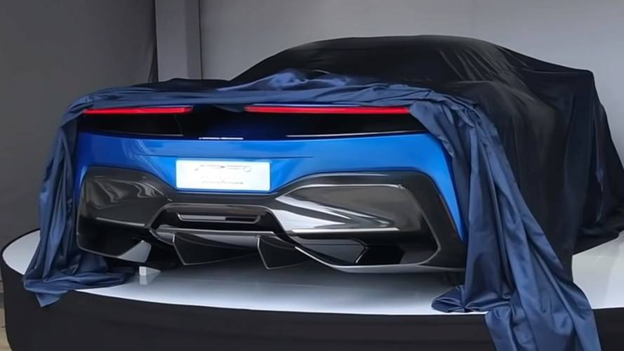 Pininfarina PF0 Shows Off Sleek Rear End On Video