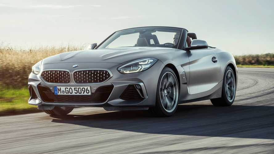 BMW Z4 Designer Rules Out Hardtop Version