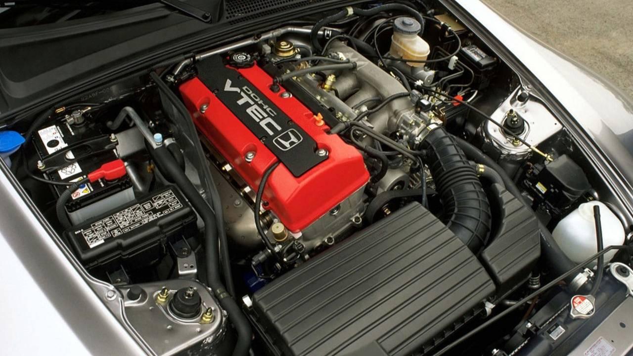 Honda S2000 Motoru