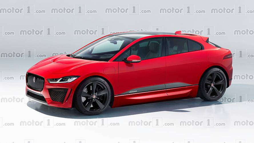 Jaguar I-Pace SVR: Zero Emissions, Tons Of Emotions