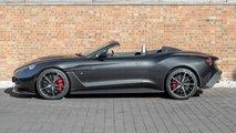 2018 Aston Martin Vanquish Volante Zagato