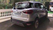 Ford EcoSport sem estepe
