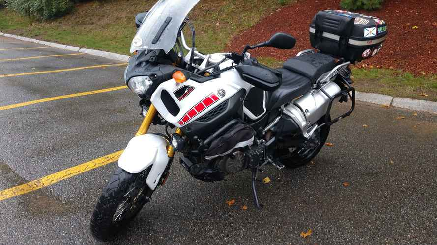 Yamaha Recalls 2012-2013 Super Ténéré For Electrical Issue