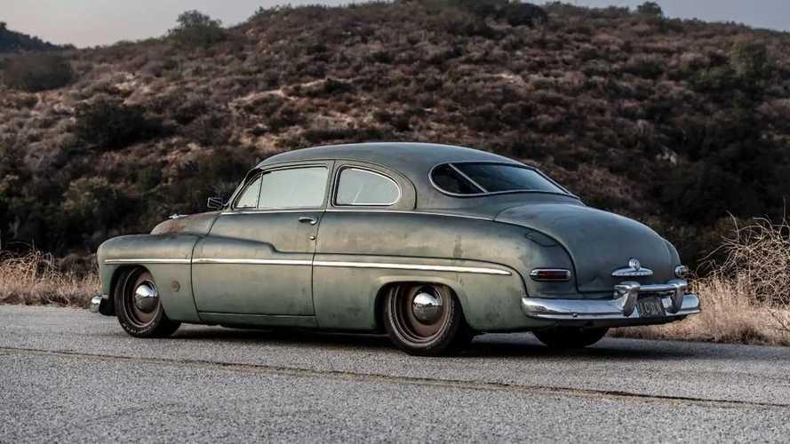 Une Mercury à moteur Tesla