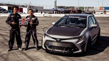 Toyota Corolla Muscle Tuner Custom