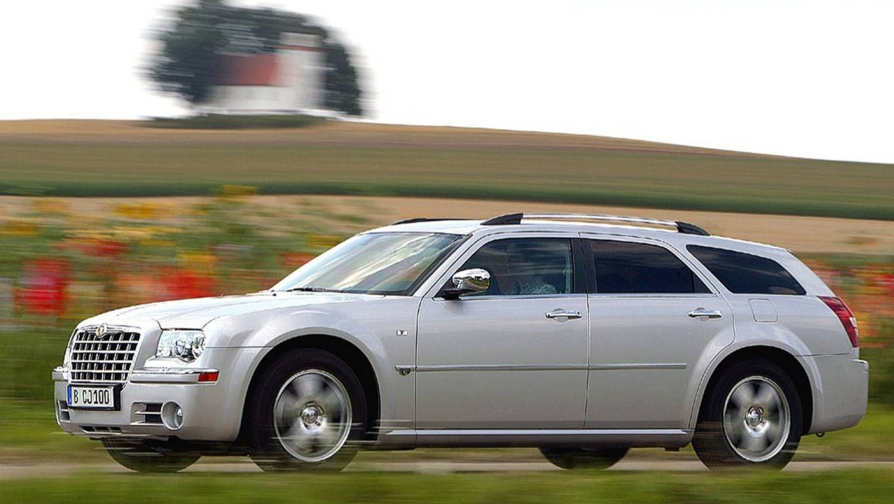 Chrysler 300C SRT 8