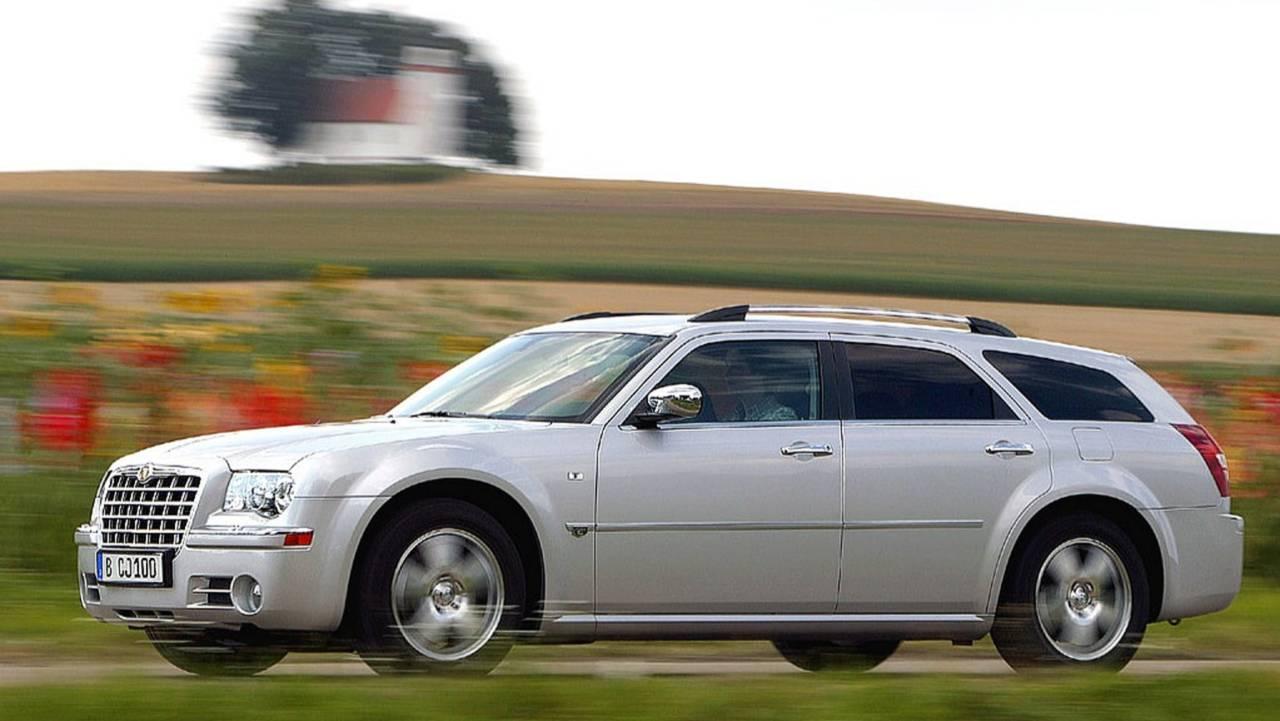 Chrysler 300C SRT 8