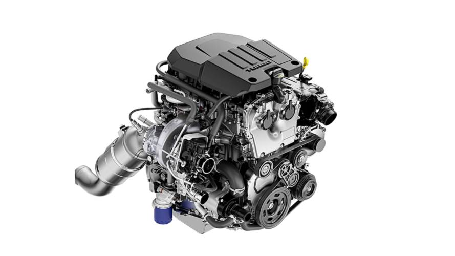 General Motors Dusts Off Tripower Name For New Engine