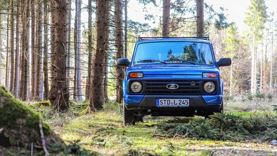 АвтоВАЗ отзовет полторы тысячи Lada 4x4 – но в Германии