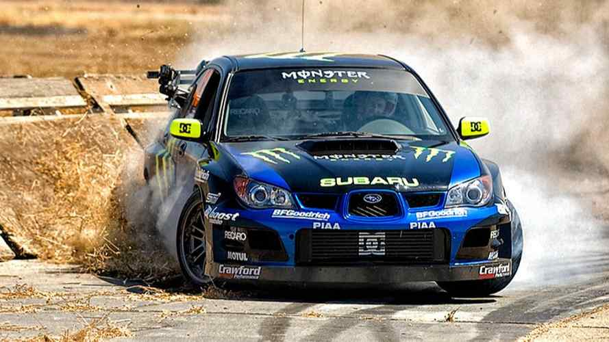 Ken Block Steps Back From Gymkhana 11, Travis Pastrana To Star
