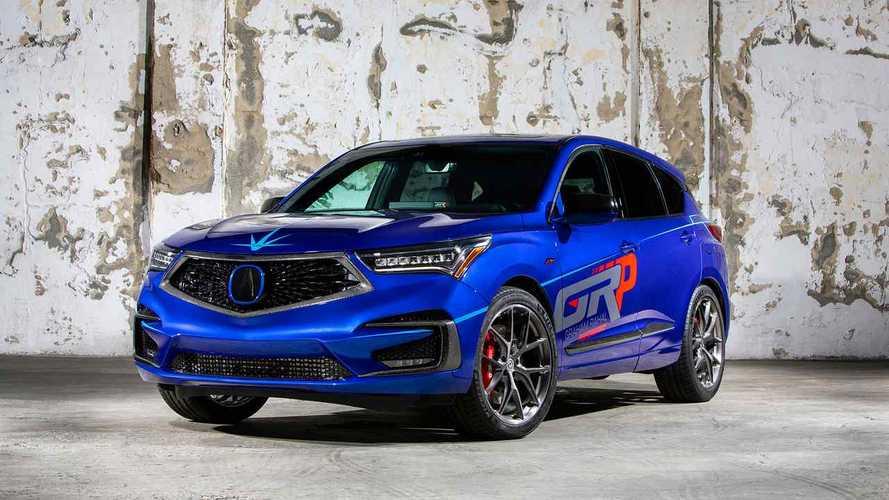 Yeni Acura güncellemeleri SEMA Fuarı'nda tanıtıldı