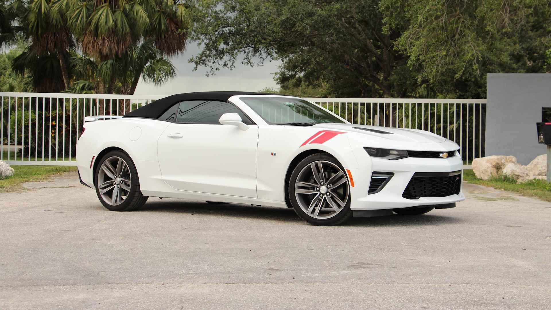 2018 Chevrolet Camaro Ss Convertible Review Win Place Show