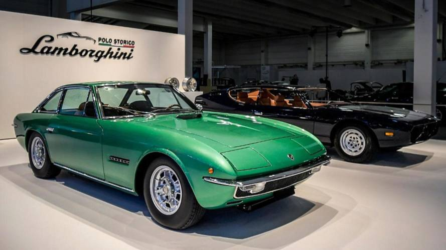 Lamborghini Restores Espada And Islero For 50th Anniversary Tour