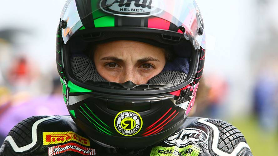 Carrasco Becomes Bike Racing's First Female World Champion